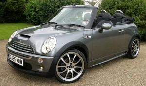 Mini Cooper Convertible Rims