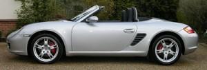 Porsche Boxster Rims